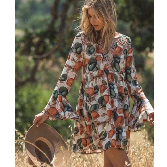Threads & Trends Dresses & Skirts - 🆕 Olivia Peasant Slip Dress