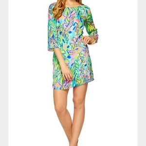 Lilly Pulitzer Carol Hotspot Dress SZ 6