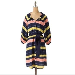 Anthropologie Porridge Shirtdress SZ 0
