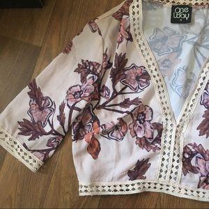 Tops - LF Floral Top