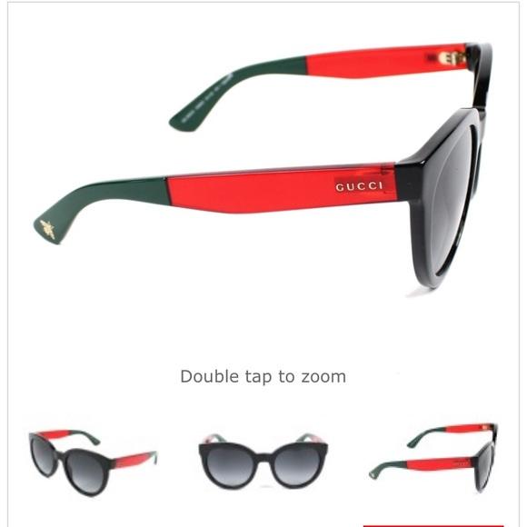 62ef5a55237 Gucci Accessories - NEW GUCCI Sunglasses GG381 -VM890(Authentic)