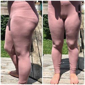 List! Blush Super Soft Leggings! NEW!