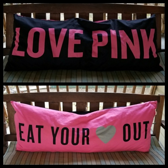 Pink Victoria S Secret Other Vs Pink Body Pillow Poshmark