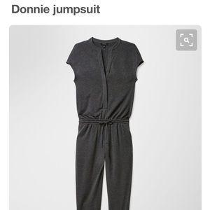 31c0f287a3ca Aritzia Other - Aritzia Babaton Donnie jumpsuit in cotton spandex