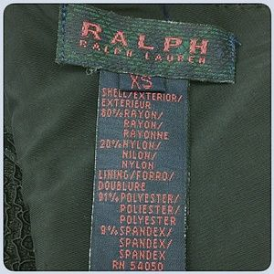 Ralph Lauren Dresses - Ralph Ralph Lauren LBD Lace Tank Style Size XS