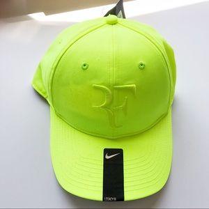 Nike Neon Roger Federer Hat