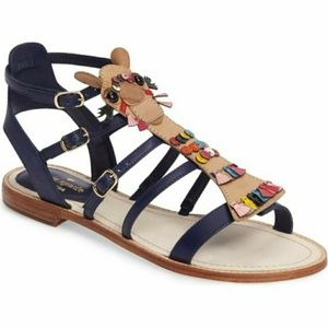 🤓FOUND]🤓 KATE SPADE Sahara Camel Sandals