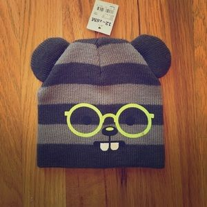 Other - Cute Beaver Beanie/ hat