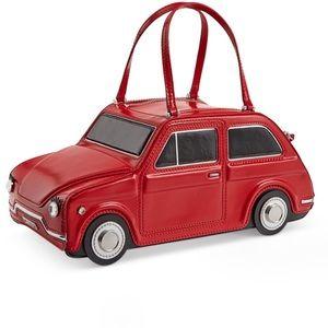 Red Kate Spade Car Bag
