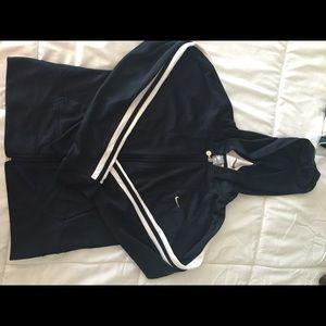 Nike navy blue jacket