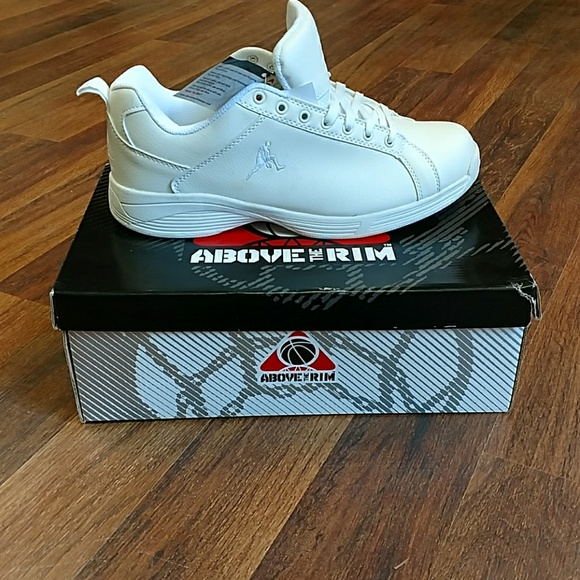 ecd039e16805 Above The Rim basketball shoes NWT