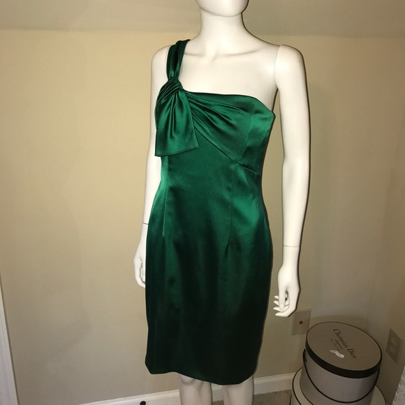 Emerald Green Cocktail Dresses