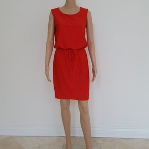 Dresses & Skirts - 🍁SALE🍁💥Red knee length dress💥
