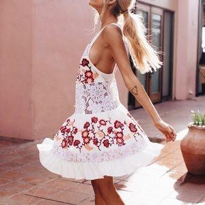 LIKE NEW For Love & Lemons Isabella Tank Dress