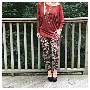 Pants - 🆕 Chic leopard leggings