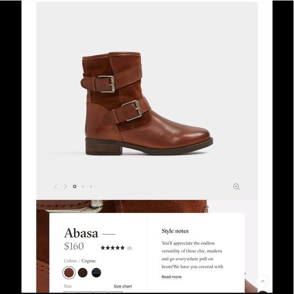 Aldo Shoes - Aldo Abasa Motorcycle Boot a35cb524a