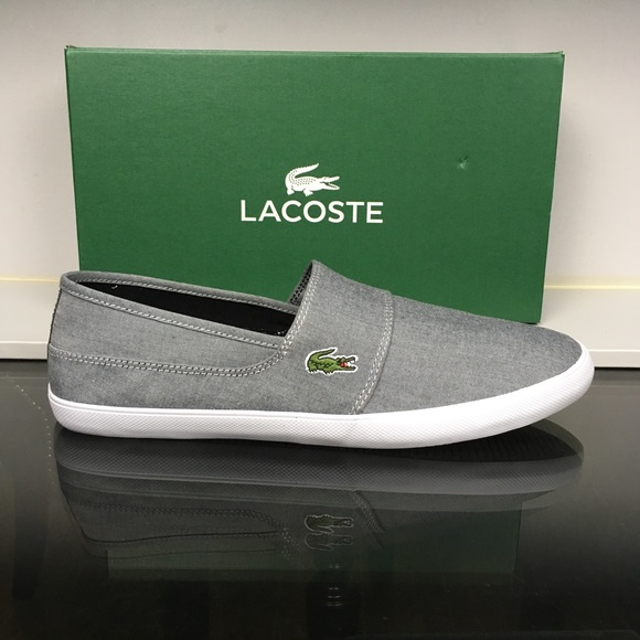 76f38881e Lacoste Grey Maurice Men s