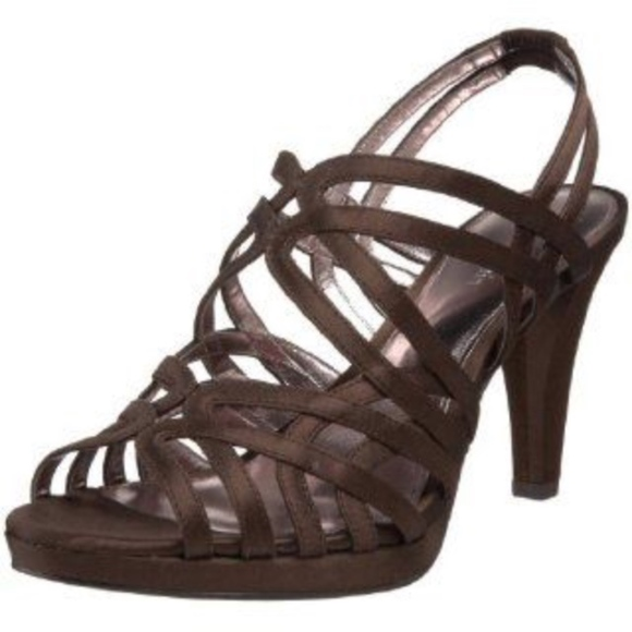 04117649a7b9 NEW Calvin Klein Kimberly Sandals
