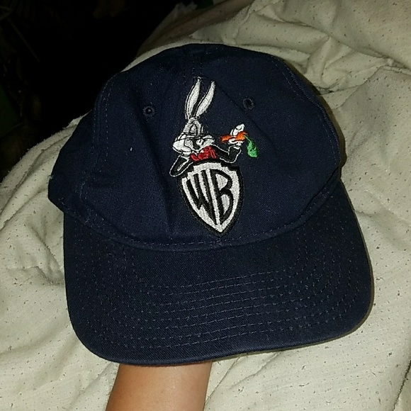 e8c72e7f warner brothers Accessories | Official Navy Blue Wb Bugs Bunny Dad ...