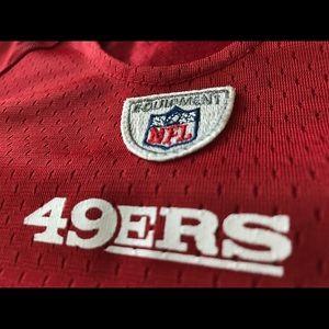 ef66182b Vintage Reebok Patrick Willis 49ers Jersey