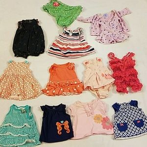 Other - 😇NB(lot)Baby Girl Clothes