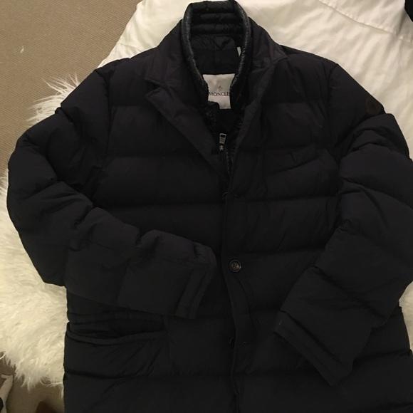 22b1e59614c6 Moncler Jackets   Coats   Doudoune Elastique Jacket   Poshmark