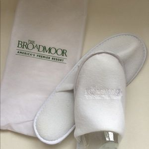 Shoes - Slippers from The Broadmoor Hotel