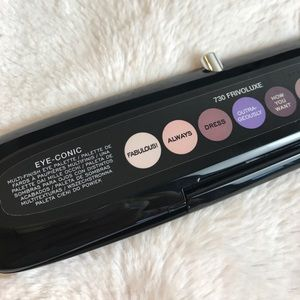 Marc Jacobs Makeup - NEW MARC JACOBS EYE CONIC FRIVOLUXE EYE PALETTE
