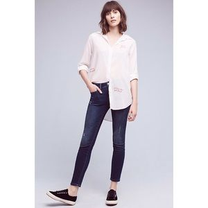 Anthropologie Pilcro Stet Mid-Rise Jeans NWOT