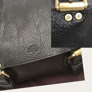 9452277bb6 Mulberry Bags - Mulberry Brooke Chain Bag Pebbled Leather Auth