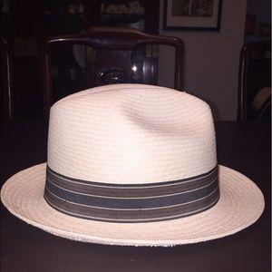 Genuine Ecuador Panama hat for men