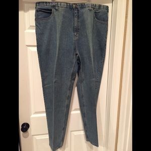 Men's Harbor Blue jeans size 46/32- barely worn