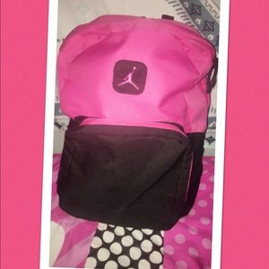 pink jordan backpack cheap   OFF69% The Largest Catalog Discounts 6317ba490afc7