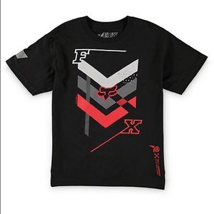 610637fa9ad Fox Shirts   Tops - 🆕Fox Boys Triple Threat T-Shirt XL