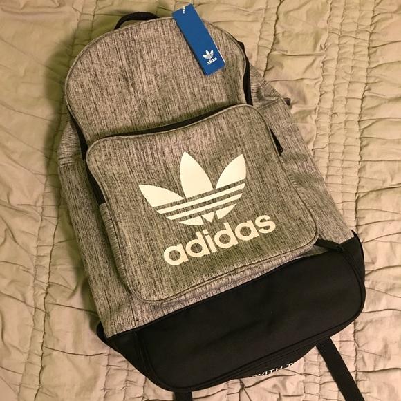 Adidas Street Casual Backpack   Poshmark