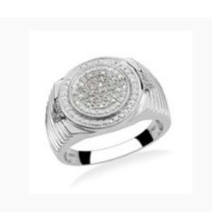 Other - Sale🌐NWT 💎MENS DIAMOND RING