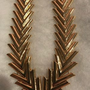 New in Box, Gold Fashion Necklace never worn