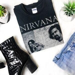 Tops - Nirvana Tshirt