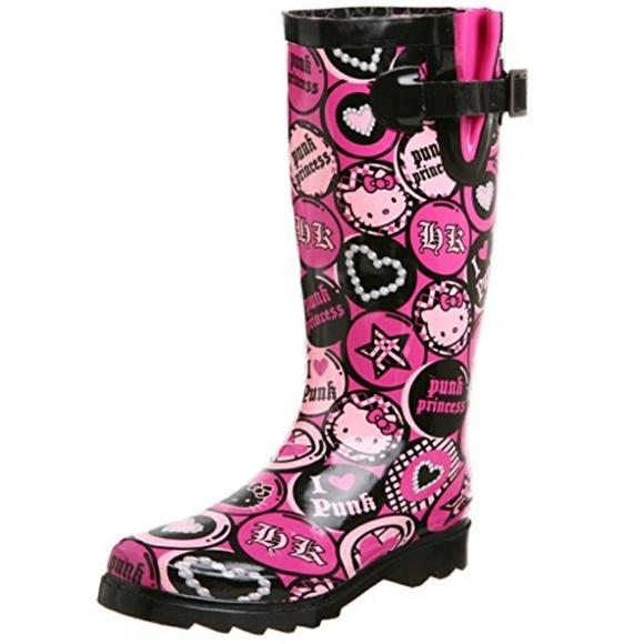 81318632c Chooka Shoes | Hello Kitty Rain Boots | Poshmark