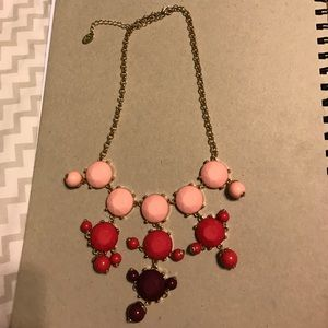Jewelry - pink and purple necklace