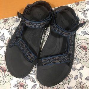 29cdd42eac95 Teva Shoes - Teva Mens Torin Open Toe Sport Sandal Shoes 10
