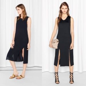 other stories Dresses - 🆕 &OTHER STORIES double slit maxi dress