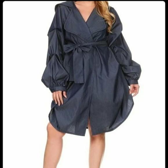 Jeans | Beautiful Jean Shirt Dress Plus Size | Poshmark