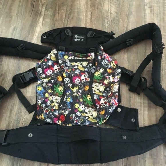 173f82fdd61 lillebaby Other - Lillebaby tokidoki rebel all seasons baby carrier