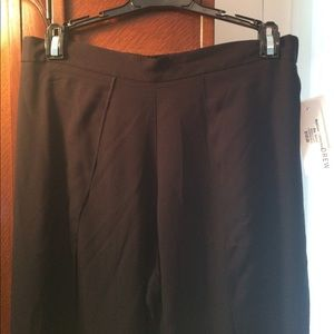 Drew Wide leg open pants Brand New
