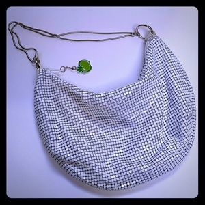 Cool Slouchy Metal Mesh Bag
