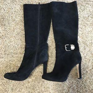 New Antonio Melani knee high heeled boots