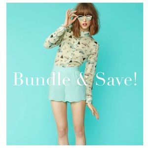 Other - • Bundle and Save •