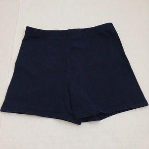 Forever 21 Short Pant Navy blue