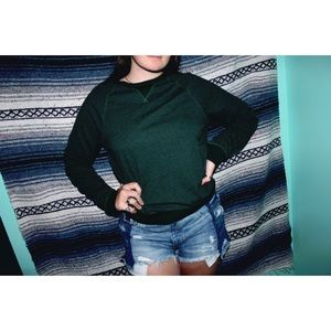 Sweaters - Green sweater